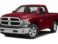 2013 Ram 1500 Tradesman 4WD 8-Speed Automatic 3.6L V6