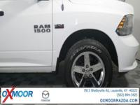 New Price! 2013 Ram 1500 4x4 4-Wheel Disc Brakes, 6
