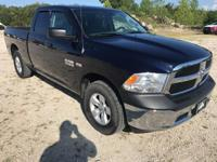 Cruise Control.  This 2013 Ram 1500 Tradesman 4WD at