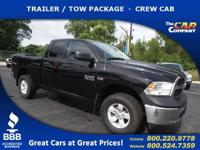 Used 2013 Ram 1500, DESIRABLE FEATURES: a TRAILER / TOW