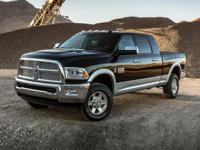 2013 Ram 2500 Laramie 4WD Recent Arrival! Black 6-Speed