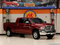 This 2013 Ram 2500 Laramie is in great shape with