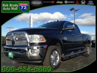 Bob Brady Dodge is excited to offer this 2013 Ram 2500.