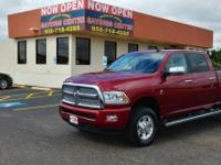 This outstanding example of a 2013 Ram 2500 Laramie