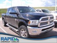 Check out this gently-used 2013 Ram 2500 we recently