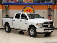 This 2013 Ram 2500 Tradesman is in great shape with