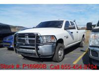 CARFAX One-Owner.  2013 Ram 2500 Tradesman in Bright