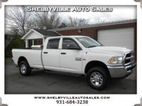 Options:  2013 Ram 2500 Ready To Work! 4Wd! Good Tires!