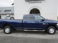 2013 Ram 2500 Tradesman CARFAX One-Owner.   *Used