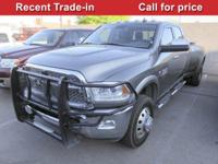This Ram 3500 boasts a Diesel I6 6.7L/408 engine
