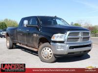 4X4! Diesel! This 2013 3500 is for Ram lovers looking