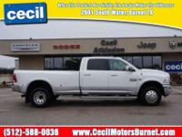 2013 Ram Ram Pickup 3500 Laramie For