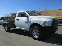 Options:  2013 Ram 3500 St|5.7L V8 16V|6-Speed