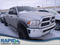 Rapid Chevrolet is excited to offer this 2013 Ram 3500.