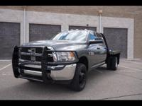 Options:  2013 Ram 3500 Tradesman|Tackle Your Toughest