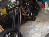 2013 REDNECK ENGINEERING GETTING HIGH CHOPPER HD 80CI