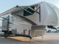 2013 Blackwood 36SK fully loaded luxury fifth wheel, 37
