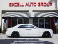 Introducing this beautiful and sporty 2013 Rolls Royce