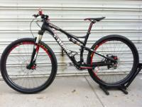2013 S-WORKS FSR EPIC CARBON 29ER FULL XX1 ROVAL CARBON