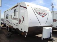Check out the New 2013 Sabre 262RKSS ! Sabre travel