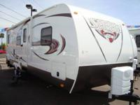 2013 Sabre 265RBSK Travel Trailer by Palomino - More
