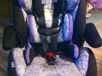 2013 SAFETY 1ST ALPHA ELITE CONVERTIBLE CARSEAT IN TWILIGHT