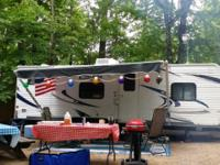 I have for sale a 29 foot Salem Cruise Lite Camper.