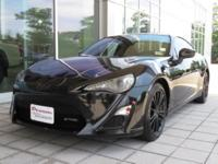 2013 Scion FR-S D-4S 2.0L H4 DOHC RWD Raven The