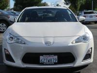 Options:  2013 Scion Fr-S Coupe|Blizzard Pearl/|V4 2.0L