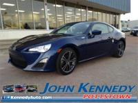 Exterior Color: blue, Body: Coupe, Engine: Gas I4