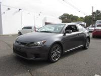 Low miles for a 2013! Sunroof/Moonroof, This Scion Tc
