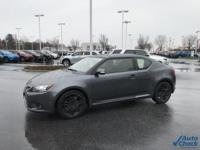 Magnetic Gray Metallic 2013 Scion tC FWD 6-Speed