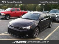 Scion Certified, CARFAX 1-Owner, ONLY 4,552 Miles! tC