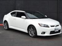 This 2013 Scion tC 2dr Sports Coupe 6-Spd AT features a