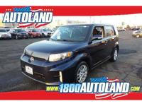 CARFAX One-Owner. Clean CARFAX. Blue 2013 Scion xB FWD