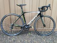 Brand name new 2013 Scott Foil 40 All Carbon Fiber road