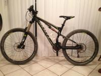 Type:Bicycle2013 model purchased new in 2014. Less than