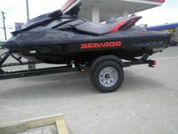 2013 Sea-Doo GTI Limited 155 New Color this Year!!  We
