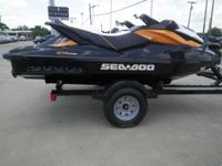 2013 Sea-Doo GTR 215 FEELS LIKE A RACE SKI  A