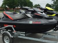 ,,,,Sea-Doo GTX Limited iS 260 model represents the