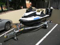 2013 SEA-DOO GTX-S 155 WAVE RUNNER WITH SUSPENSION SEAT