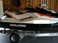 - Stock #63630 - 2013 Sea-Doo GTR 215 Strong, powerful,