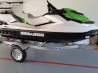 AVAILABLE IS A 2013 SEADOO GTI 130 ONLY HAS 4 HRS