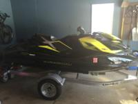 2013 Seadoo RXPX 260 last summer and took it out 2