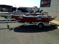 2013 Shawnee Predator Skiff (PD107). Paste this link