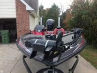 2013 Skeeter FX20, single console (dual can be