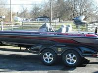 2013 Skeeter FX21 Bass Fishing Boat & 250VMax SHO