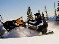 2013 Ski Doo Summit SP Rotax E-TEC 600 H.O. Pull Start