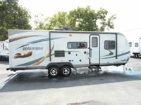 2013 SKYLINE 26SS, THIS MODEL HAS A REAR LIVING ROOM