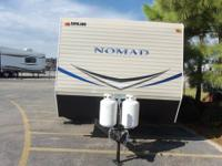 2013 Skyline Retro 237, A/C MBTU ( NON DUCTED) Awning-
